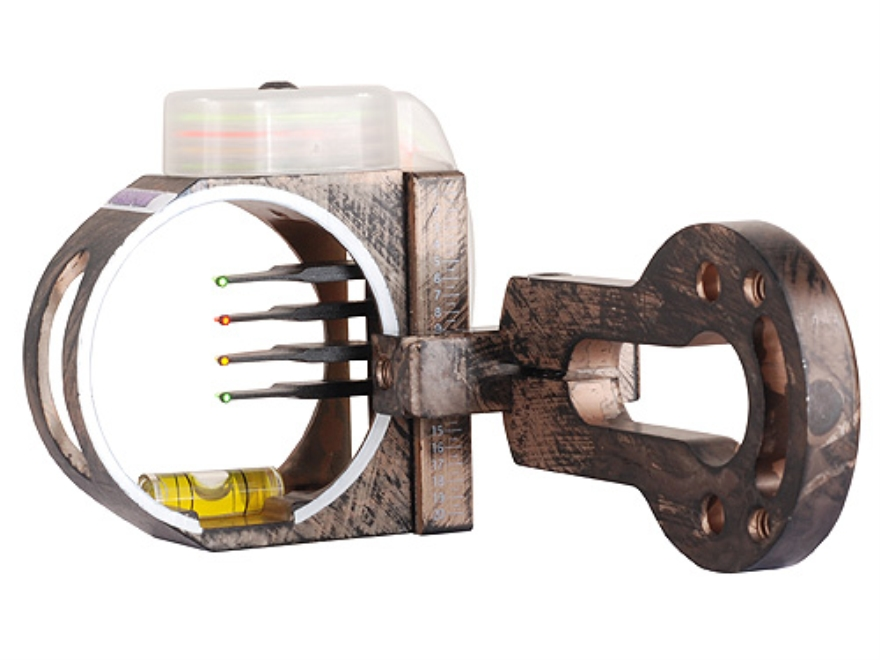 Montana Black Gold Flashpoint 4-Pin Bow Sight