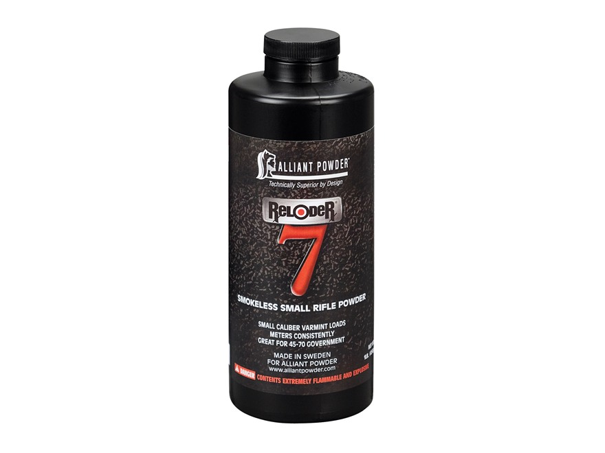 Alliant Reloder 7 Smokeless Powder