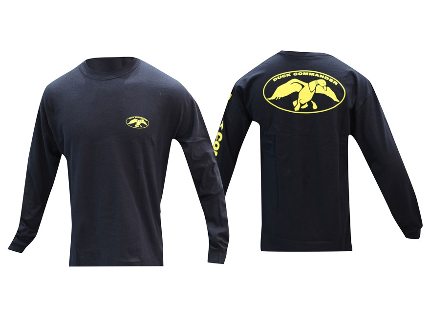 Duck Commander Men's Logo Long Sleeve T-Shirt