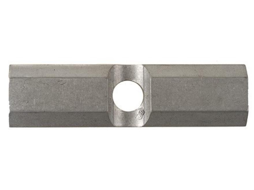 R W Hart Bipod Adapter for Flat Bottom Stock Aluminum