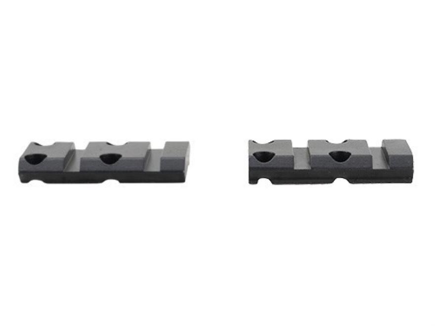 Warne Maxima 2-Piece Steel Weaver-Style Scope Base Browning X-Bolt