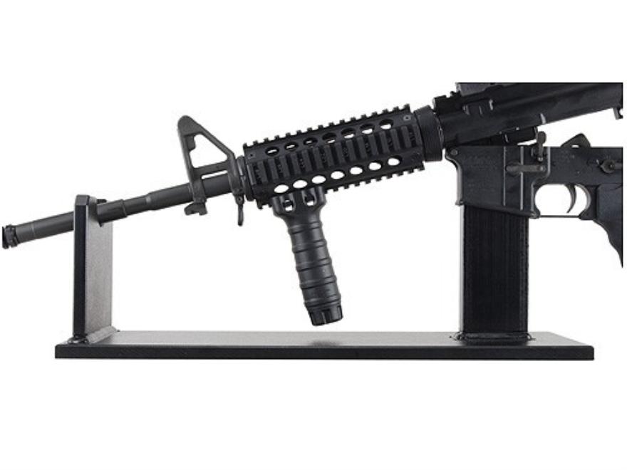 Plastix Plus AR-15 Gun Maintenance Center Plastic Black