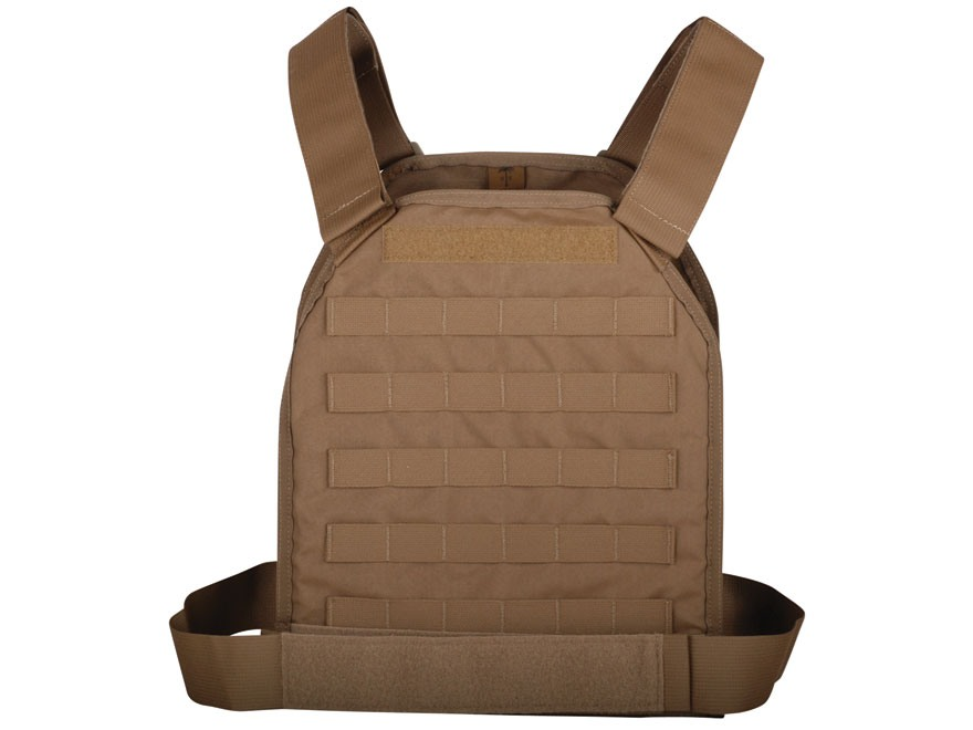 US Palm MOLLE Defender Series Soft Body Armor Level IIIA Large Front Panel 500d Cordura...