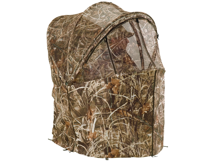 Ameristep Duck Commander Rapid Shooter Tent Chair Ground Blind