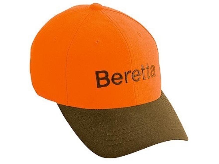 Beretta Upland Cap Blaze Orange