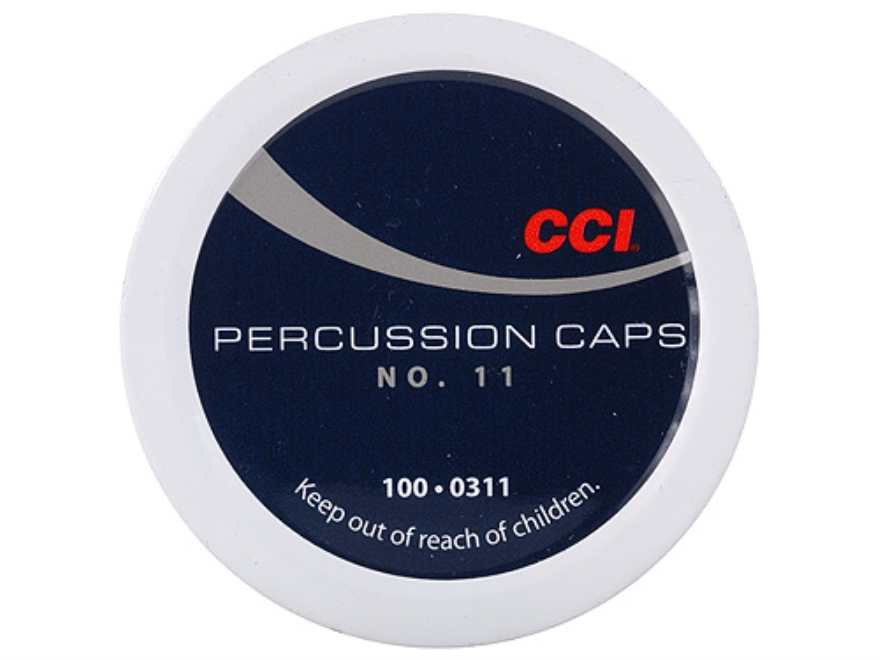 CCI Percussion Caps #11