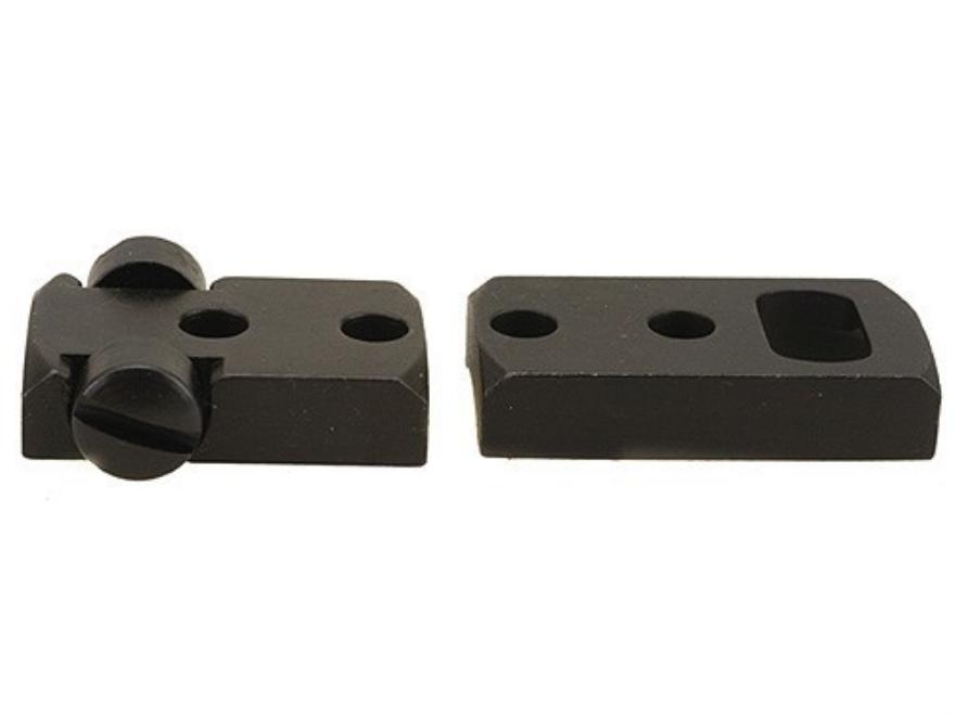 Redfield 2-Piece Standard Scope Base S&W K, N Frame Matte