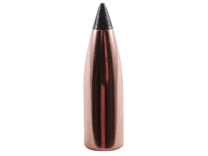 Nosler Varmageddon Bullets 22 Caliber (224 Diameter) 55 Grain Tipped Flat Base