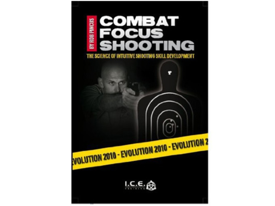 """Combat Focus Shooting: The Science of Intuitive Shooting Skill Development"" Book by Ro..."