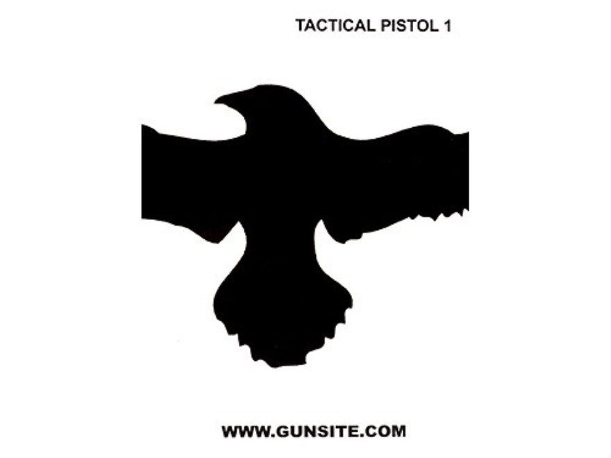"Gun Video ""Gunsite Tactical Pistol 1"" DVD"