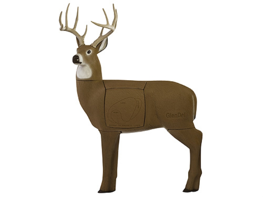 Field Logic GlenDel Full Rut Buck 3-D Foam Archery Target