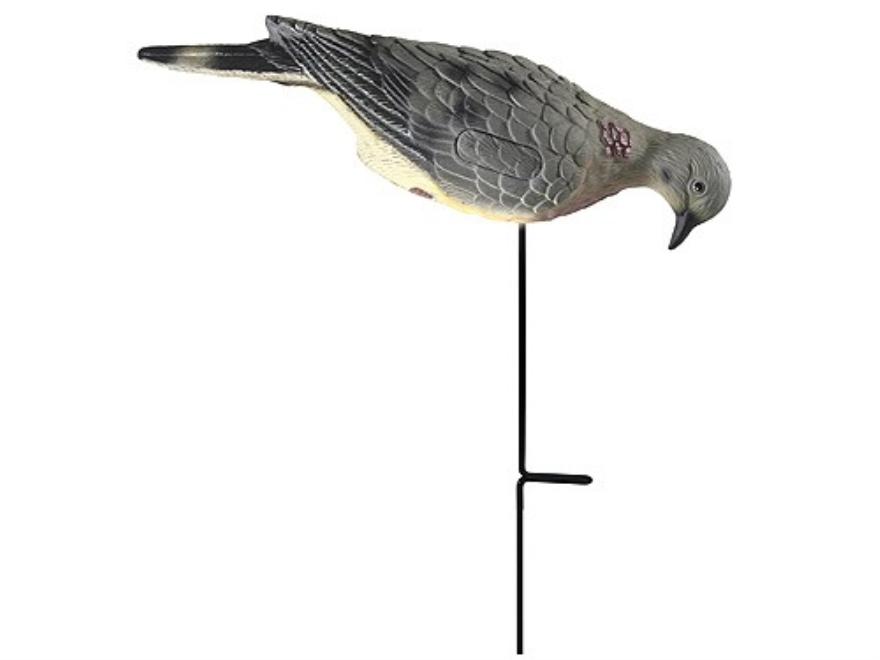 Lucky Duck Fourpack-O-Feeders Dove Decoy Polymer