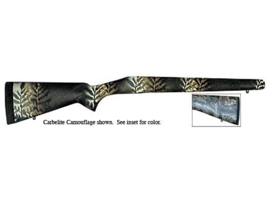 Bell and Carlson Carbelite Classic Rifle Stock Savage 110 Series Long Action Blind Magazine Synthetic Advantage Camo