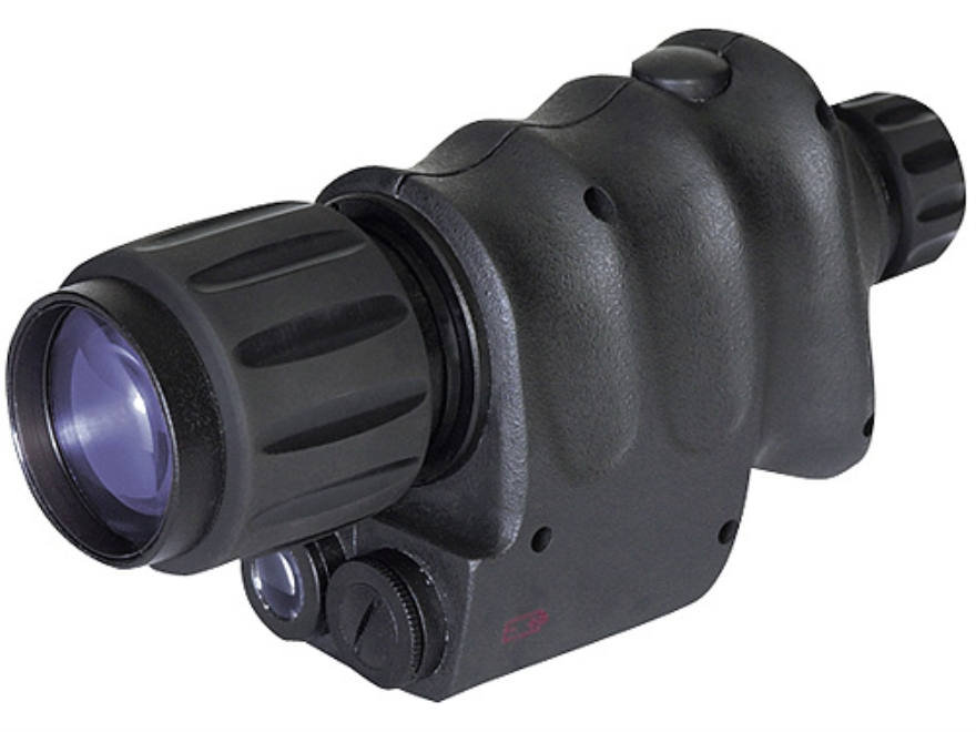 ATN Night Storm 1+ 1st Generation Night Vision Waterproof Monocular 3.5x 50mm Black