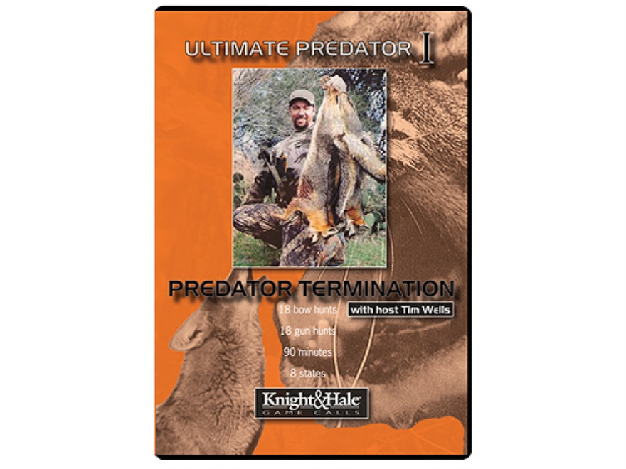 Knight & Hale Ultimate Predator I DVD