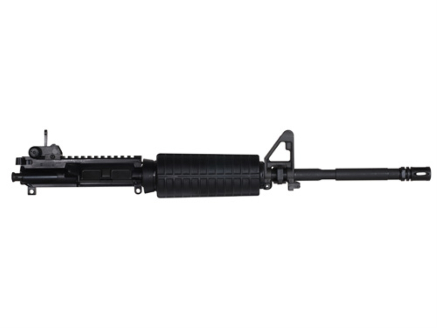 """Colt AR-15 Flat-Top Upper Assembly 5.56x45mm NATO 1 in 7"""" Twist 16"""" Barrel Chrome Lined..."""