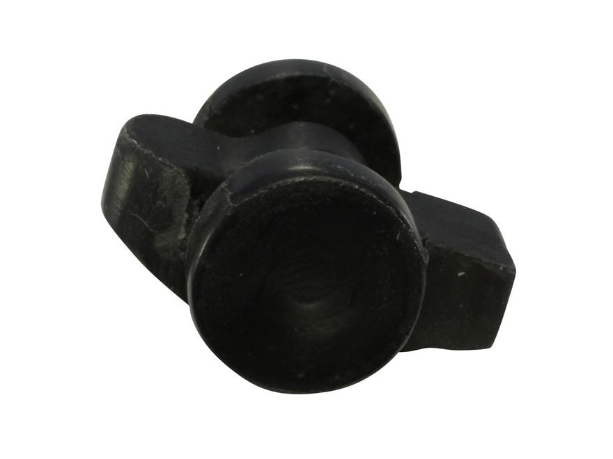 Vintage Gun Grips Luger Magazine Bottom Type Polymer Black