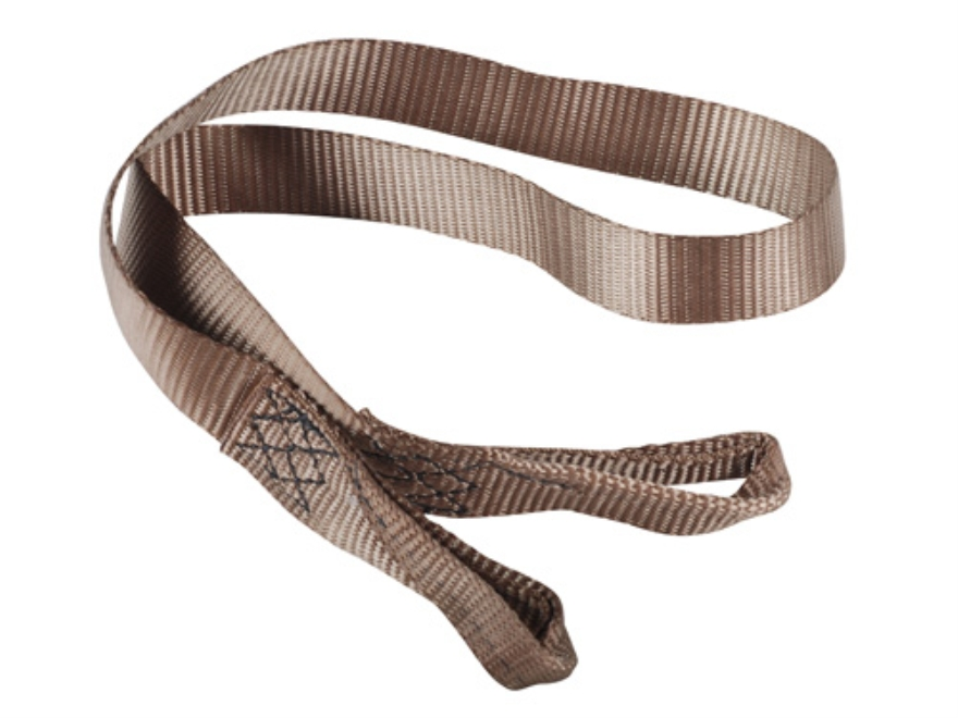 Lone Wolf Treestand Extension Belt Strap Nylon Brown