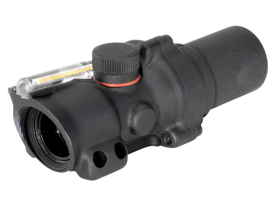 Trijicon ACOG TA26 Compact Rifle Scope 1.5x 16mm  Dual-Illuminated Amber Ring and Dot R...