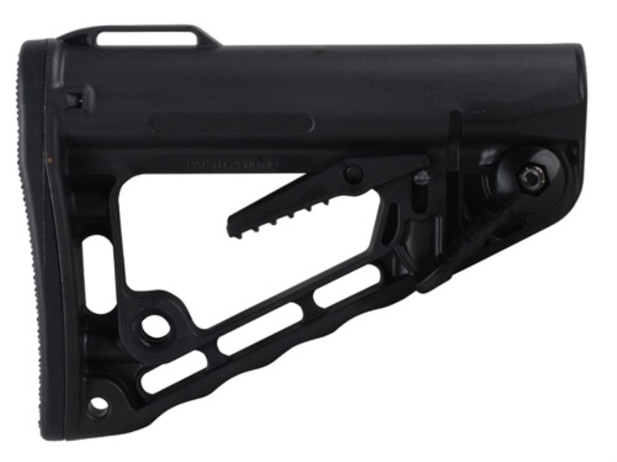 Safariland SuperStoc Stock Collapsible AR-15, LR-308 Synthetic