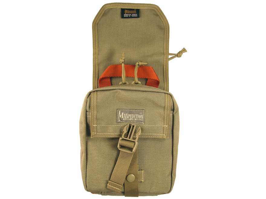 Maxpedition FIGHT Medical Pouch Nylon Khaki