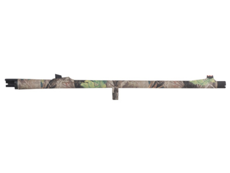 "Remington Barrel Remington 870 12 Gauge 3-1/2"" Super Magnum 23"" Rem Choke with Truglo Rifle Sights Mossy Oak Obsession Camo"