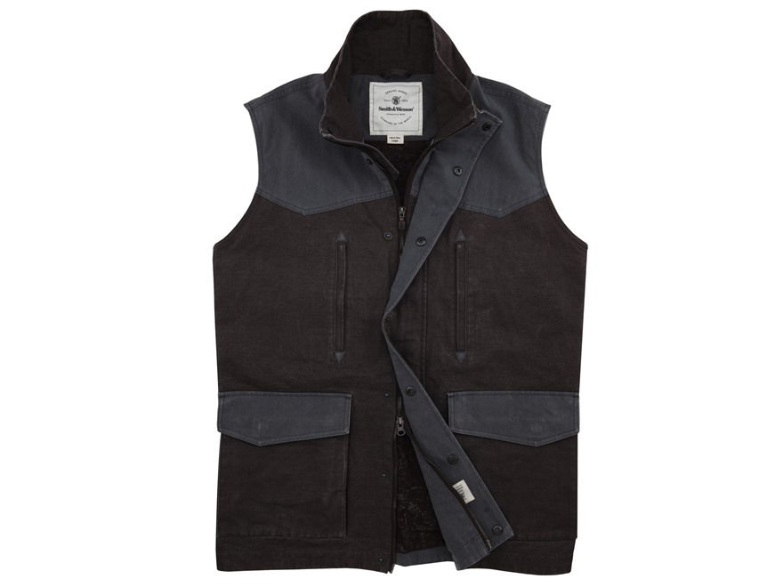 Smith & Wesson Range Vest Walnut Medium