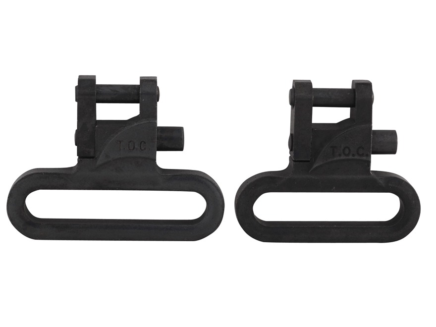 "The Outdoor Connection Talon Sling Swivels 1"" Steel (1 Pair)"