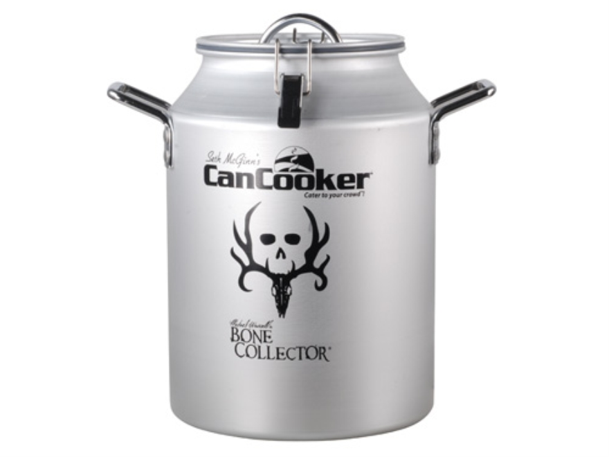 CanCooker Bone Collector 4 Gallon Cooking Pot Aluminum