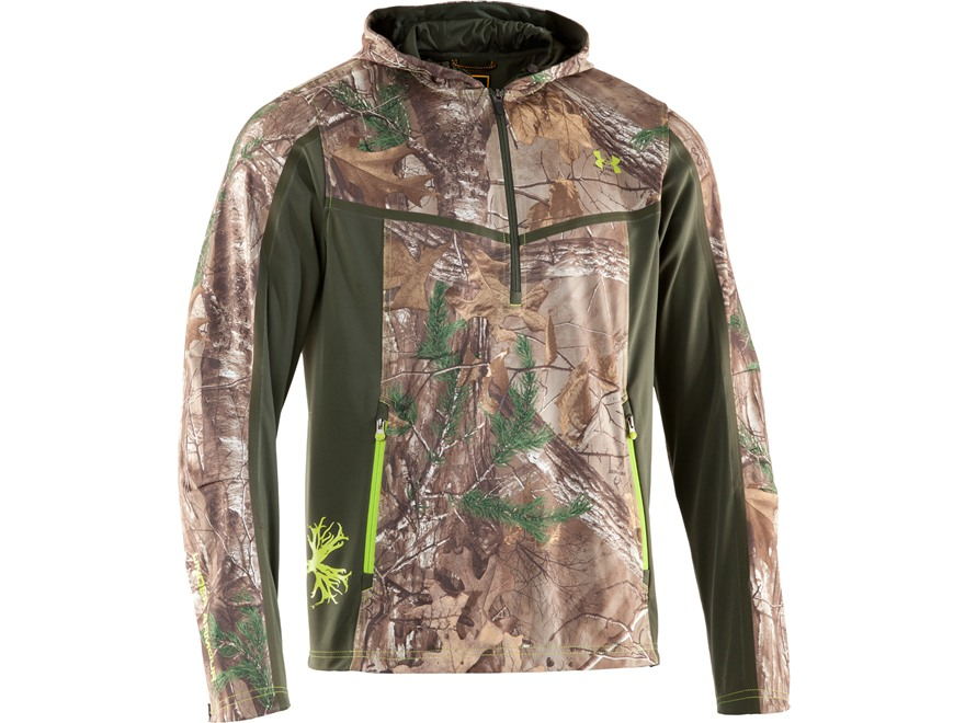 Under Armour Men's Ridge Reaper Early Season 1/4 Zip Jacket