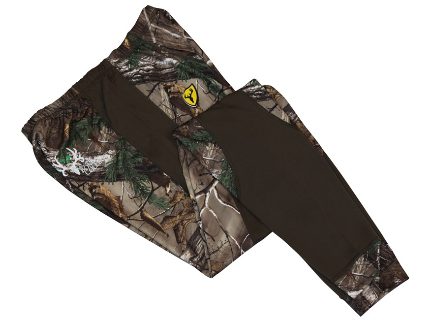 ScentBlocker Men's Midweight Base Layer Pants
