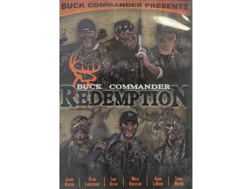 "Buck Commander ""Redemption"" DVD"