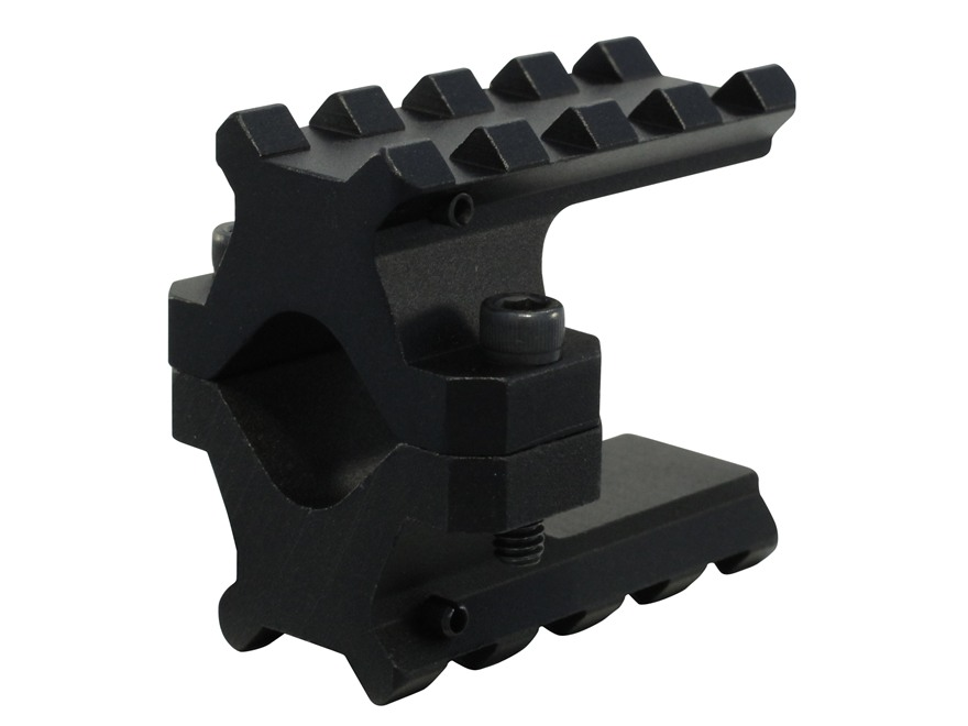 ProMag Picatinny Accessory Rail AR-15 Barrel Mount Aluminum Black