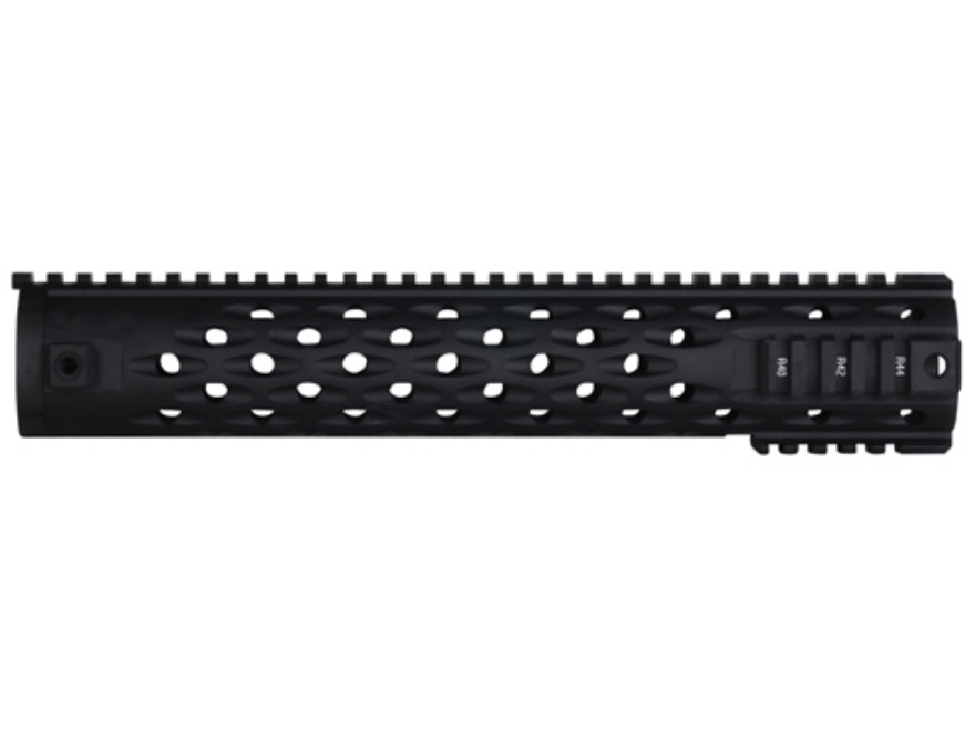 Yankee Hill Machine Todd Jarrett Competition Free Float Tube Quad Rail Handguard AR-15 Matte