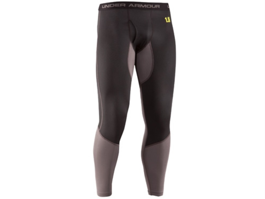 Under Armour Men's Base Map 1.5 Base Layer Pants Polyester