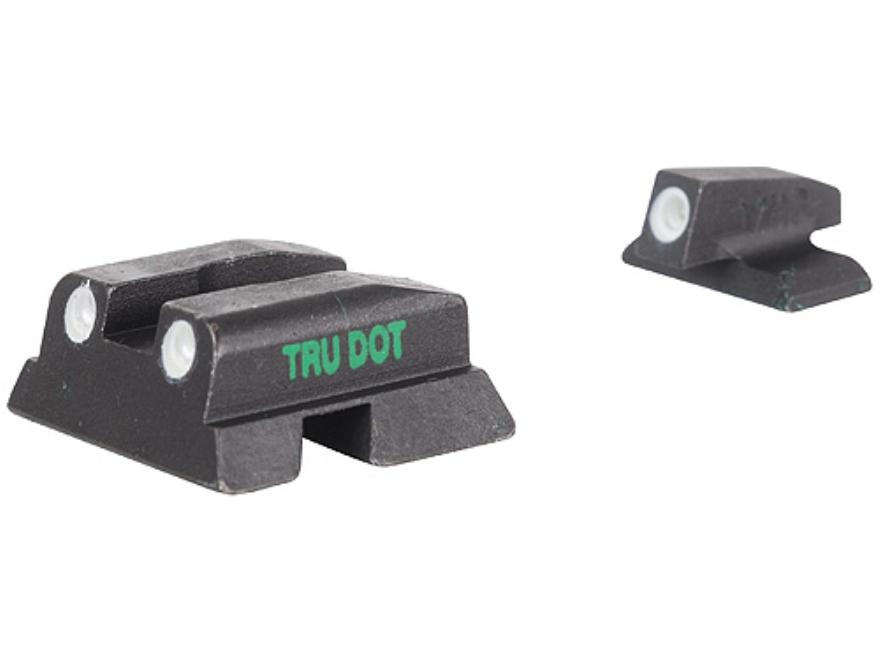 Meprolight Tru-Dot Sight Set Beretta PX4 Storm (C & D Models) Steel Blue Tritium Green