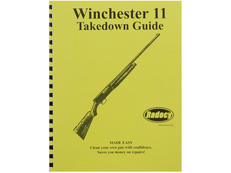 "Radocy Takedown Guide ""Winchester 11"""