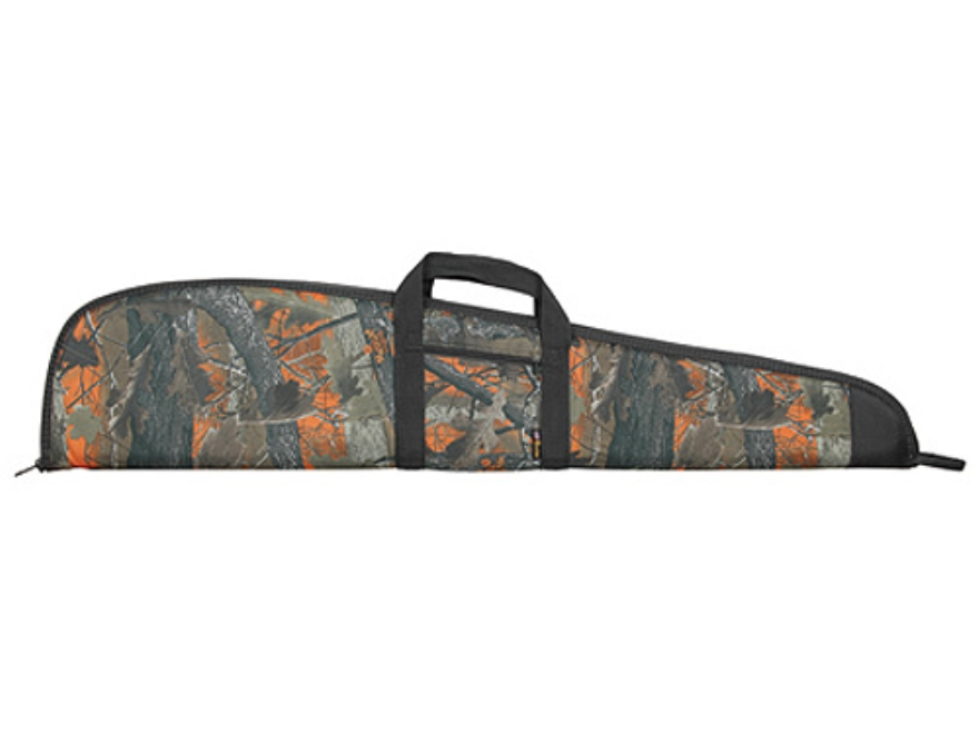 "Allen Diablo Shotgun Gun Case 52"" Nylon Orange Camo"