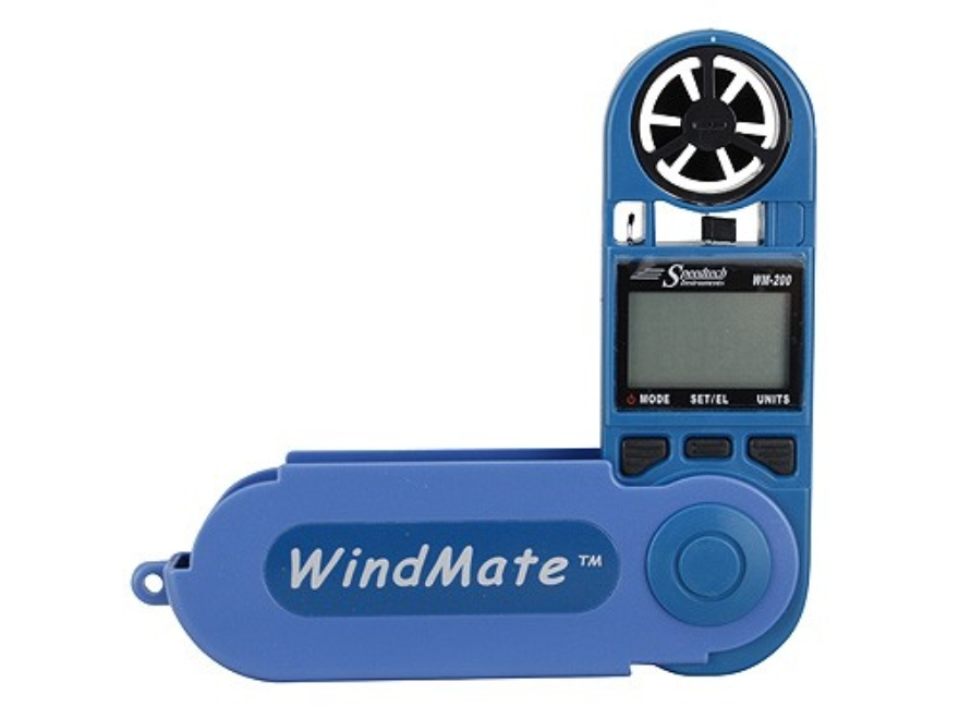 WeatherHawk Windmate 200 Electronic Hand Held Wind Meter