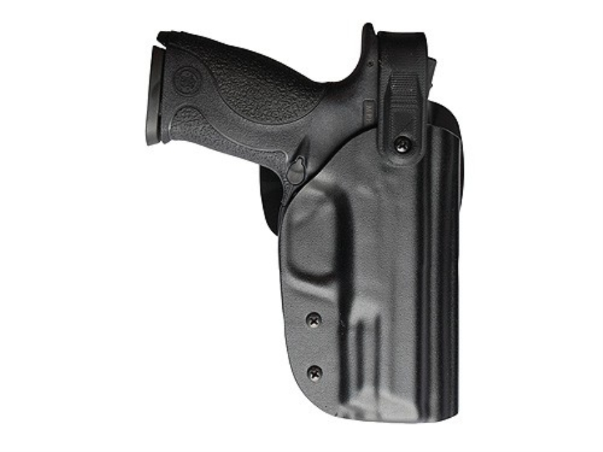 Blade-Tech WRS Tactical Thigh Holster Right Hand Glock 19, 23 with Surefire X200, X300 Light Kydex Black