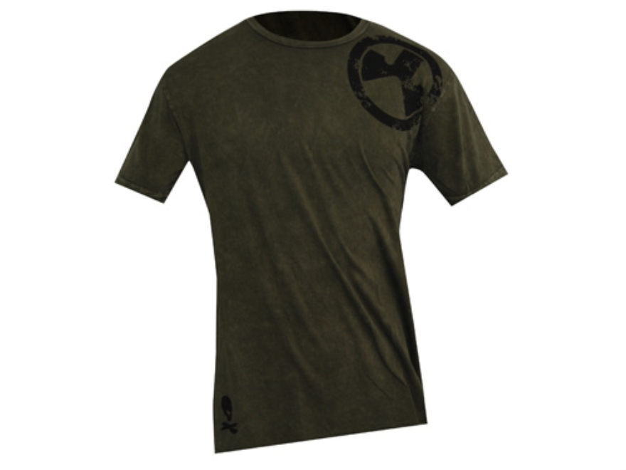 Magpul T-Shirt 10th Anniversary Short Sleeve Cotton Olive Drab Large