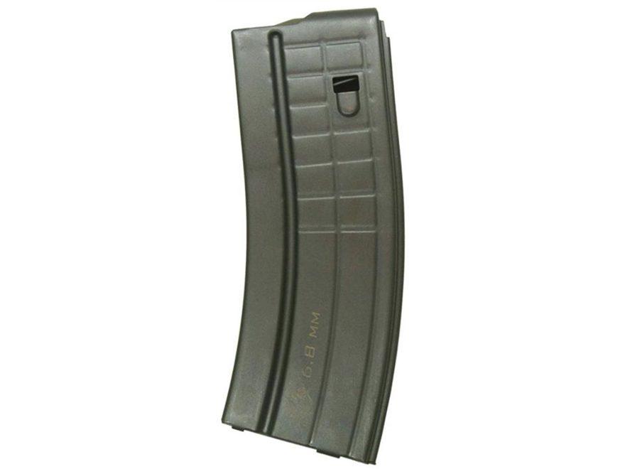 PRI Magazine AR-15 6.8mm Remington SPC Steel Black