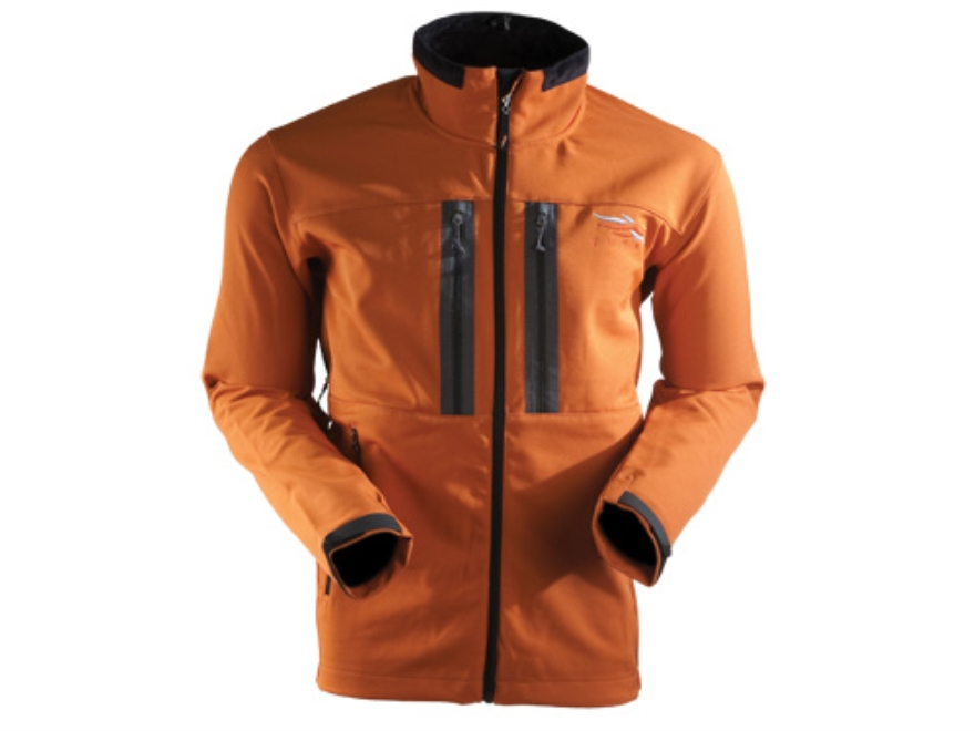 Sitka Men's 90% Jacket Polyester Burnt Orange Medium 39-41