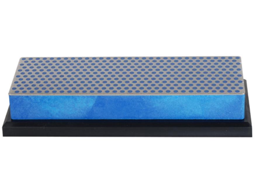"DMT Sharpeners 6"" Diamond Whetstone with Plastic Box"