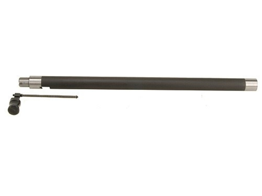"Magnum Research Magnum Lite Barrel Ruger 10/22 17 Hornady Mach 2 (HM2) .920"" Diameter 1 in 9"" Twist 17"" Carbon Fiber Black with Bolt Kit"