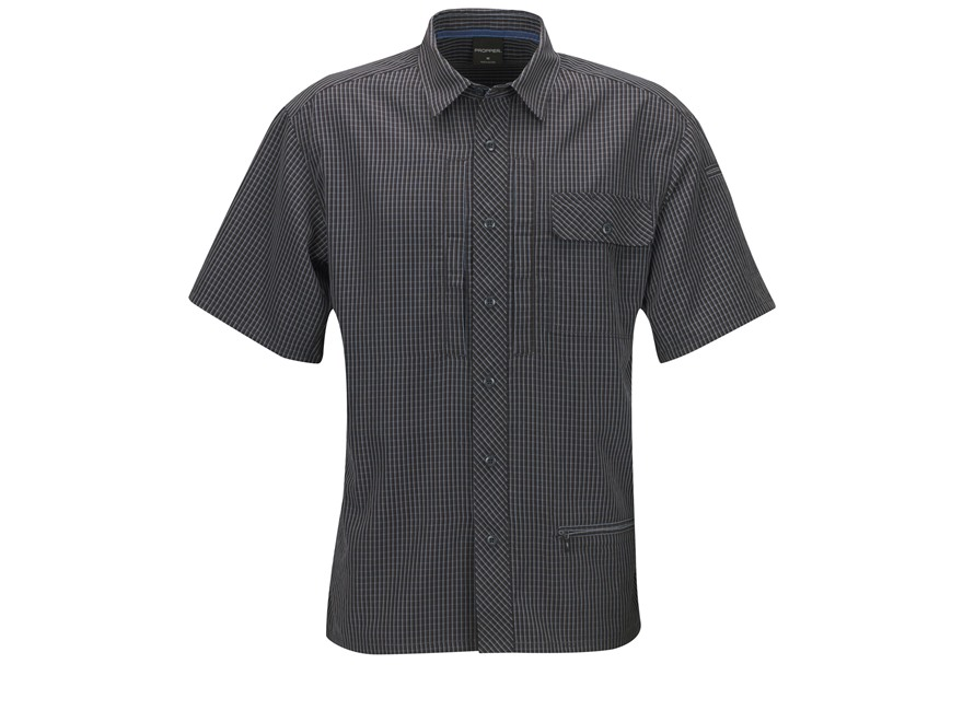 propper men 39 s covert button up shirt short sleeve