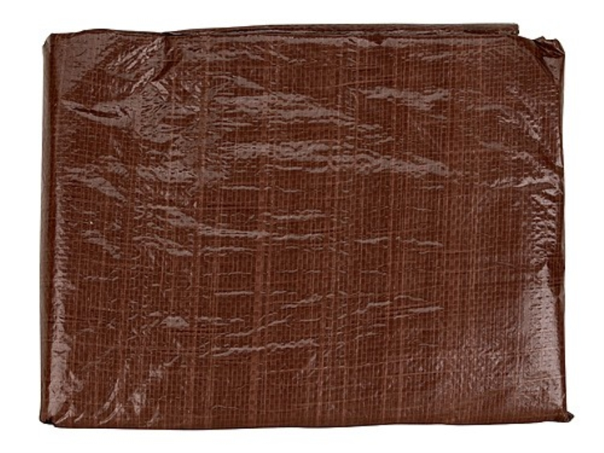 Texsport Tarp 12' x 16' Polyethylene Brown