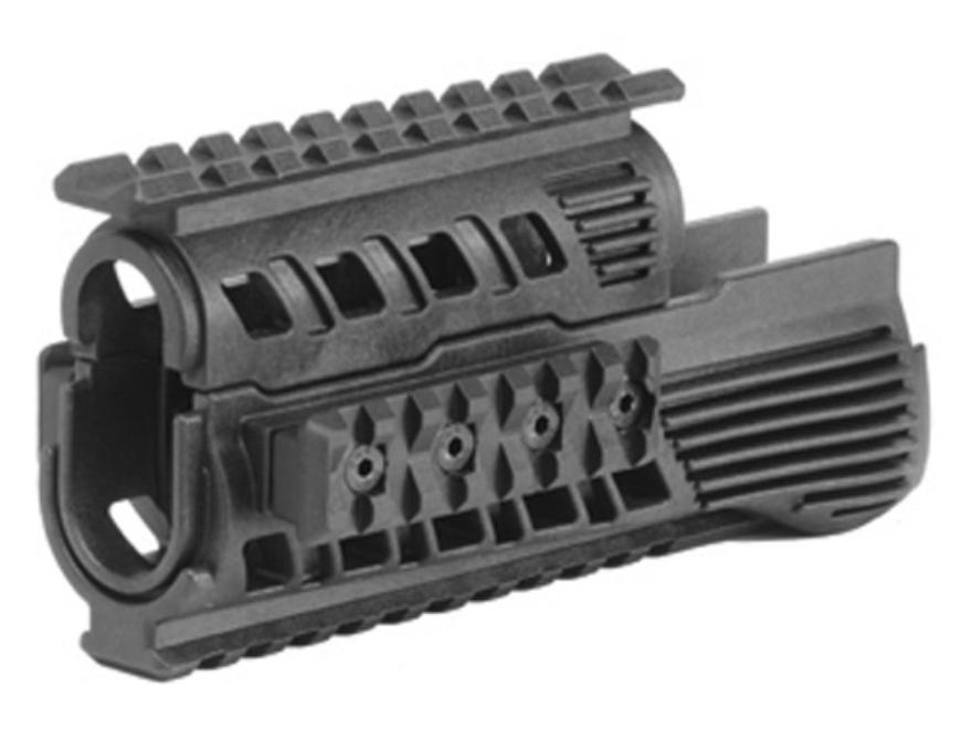 Command Arms Quad Rail Handguard AK-47, AK-74 Polymer