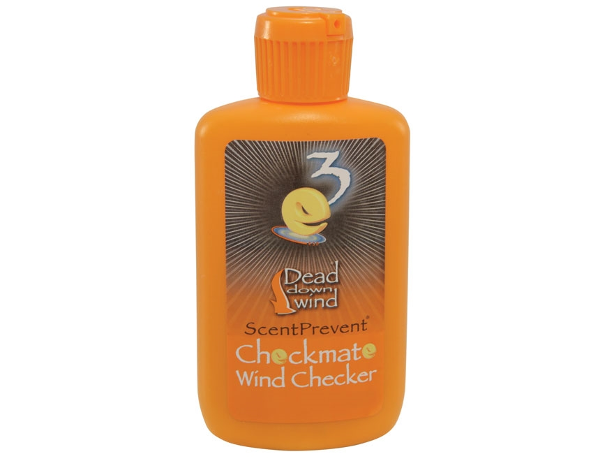 Dead Down Wind Scent Free Wind Checker Powder 28 gm