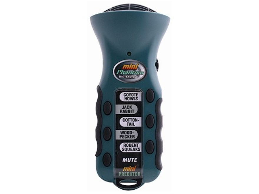 Extreme Dimension Mini-Phantom Electronic Predator Call